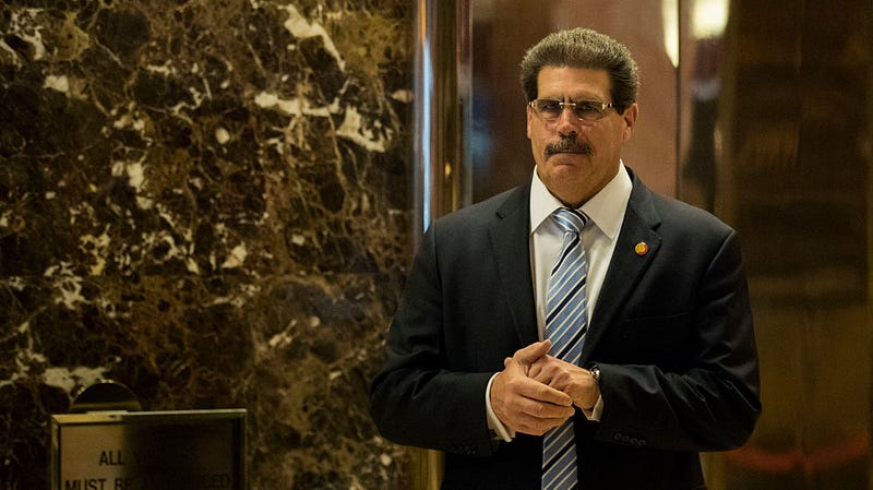 Illustration for article titled Trump associate Matthew Calamari is both real and a doofus