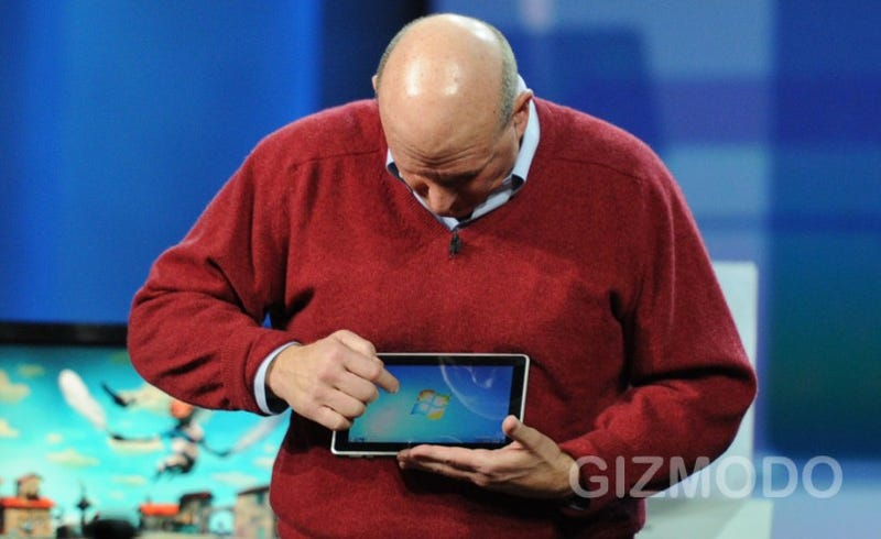 Illustration for article titled Adobe and Microsoft Conspire Against Apple (and Male Pattern Baldness) in Secret Meeting