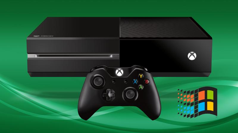 Illustration for article titled Por qué no: consiguen ejecutar Windows 95 en una Xbox One