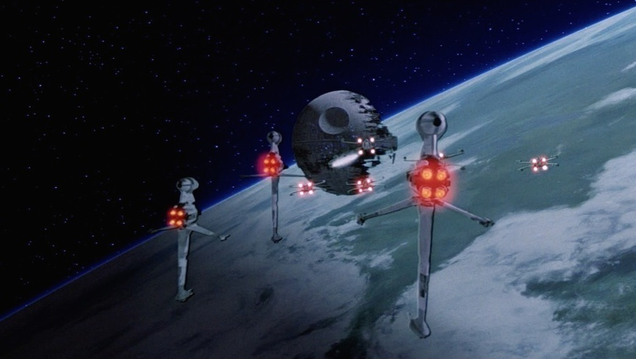 If the New Star Wars Trilogy Had B-Wings, They d Look Like This
