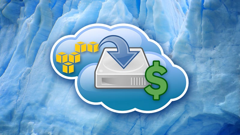 Illustration for article titled How to Use Amazon Glacier as a Dirt Cheap Backup Solution