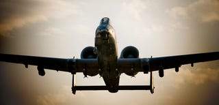 The Air Force's Rationale For Retiring The A-10 Warthog Is ...