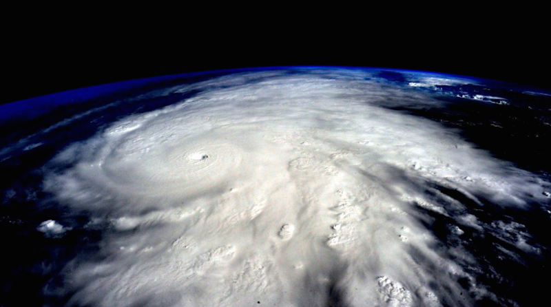 Image: Hurricane Patricia, one of the many late season El Niño storms of 2015, as seen from the ISS / Scott Kelly