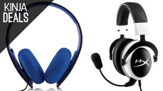 Illustration for article titled Your Choice of Gaming Headsets, EA Digital Sale, and More Deals