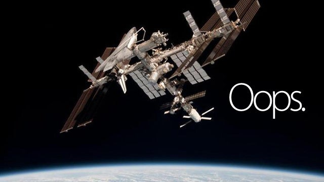 nasa space station in the school - photo #44