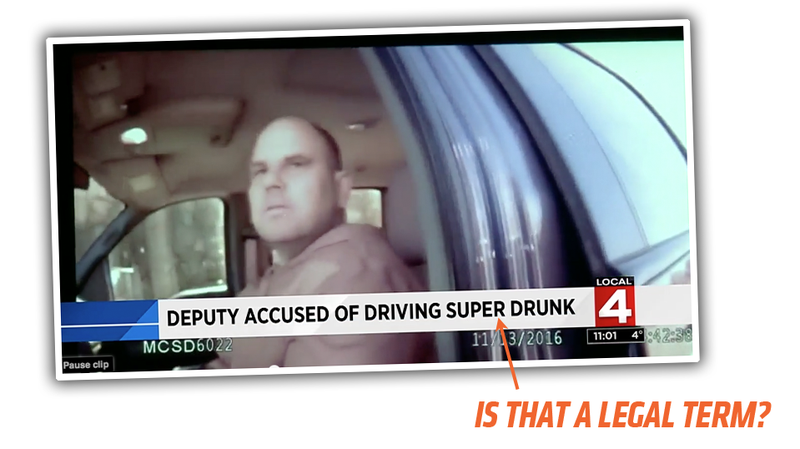 Illustration for article titled This Video Of A Cop Pulling Over Another Cop For Suspected Drunk Driving Is So Painful To Watch