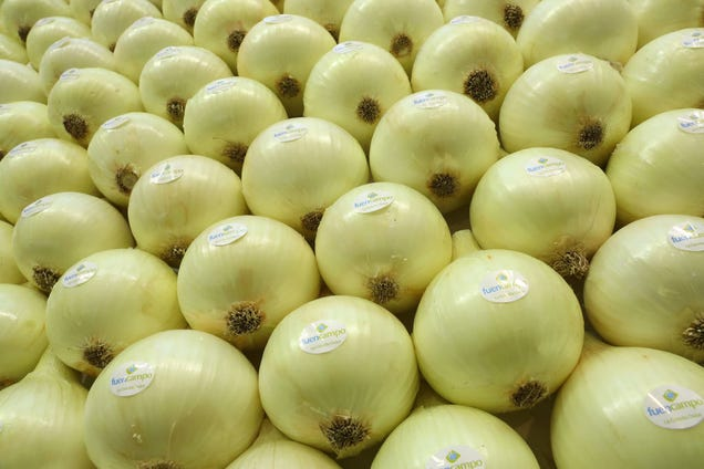 Dumbasses on 4chan are eating raw onions to become more manly now