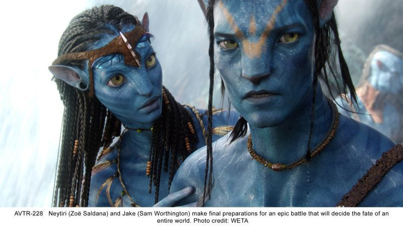 Illustration for article titled Going Na'vi: Why Avatar's politics are more revolutionary than its images