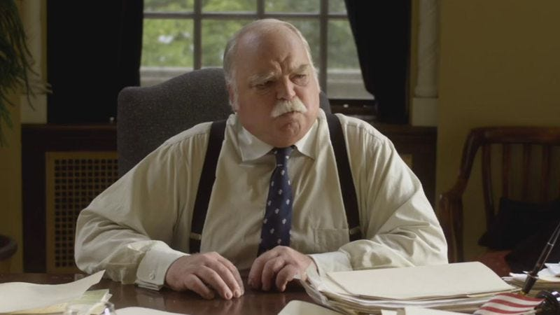 Richard Riehle on his long career and short mustache