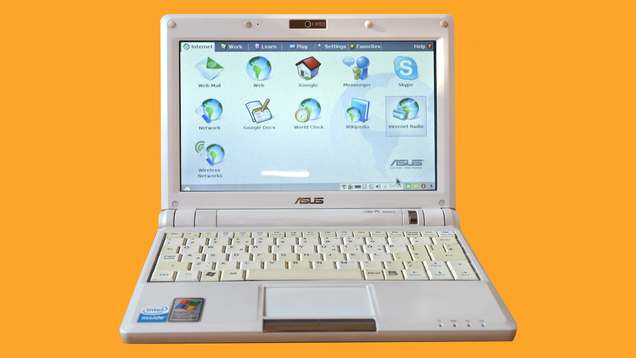 I Miss the Netbook That Made Me Feel Cool for a Summer