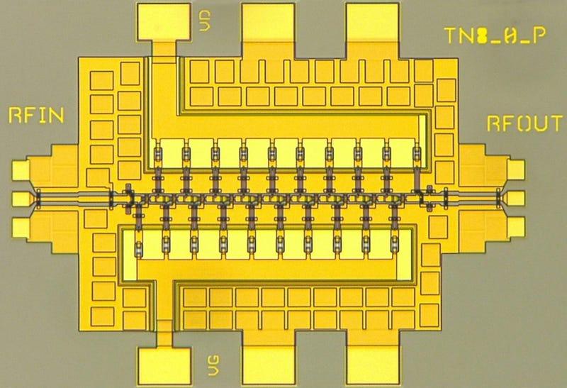 Illustration for article titled El nuevo circuito más rápido del mundo funciona a 1THz