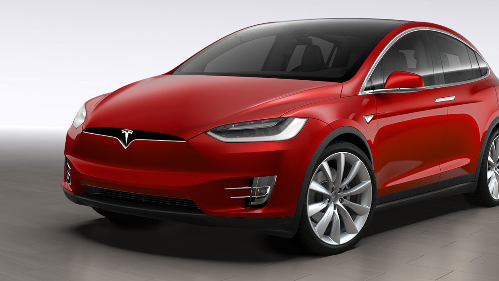 the base tesla model x gets a little bump in power and price. Black Bedroom Furniture Sets. Home Design Ideas