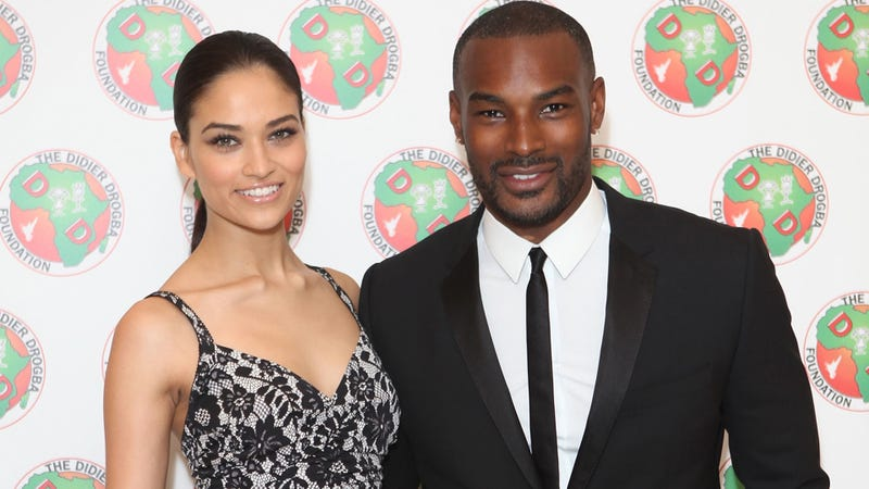 Illustration for article titled Tyson Beckford, Boyfriend of the Year, Claims All Credit For Shanina Shaik's Success