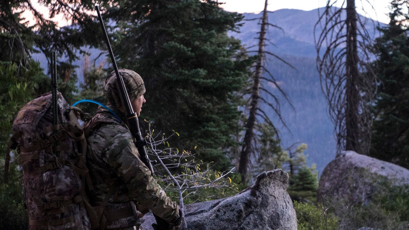 With an average annual hunter success rate of 7% the D7 hunting zone of the Sierra Nevada mountains in California is one of the toughest regions to hunt ... & Adventure: Backpack Hunting In The High Sierra