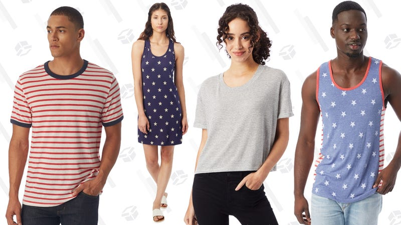 40% off Americana styles | Alternative Apparel