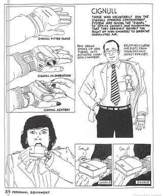 Illustration for article titled Steve Johnson Inventions