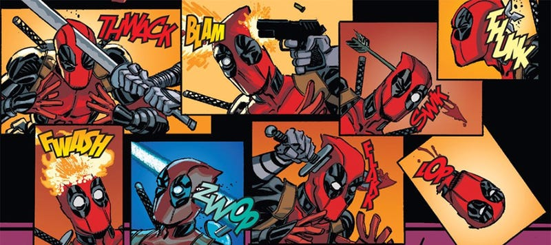 Illustration for article titled Deadpool - The First Great Marvel Movie (That Wasn't Made By Marvel)