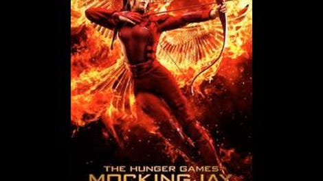 what are the hunger games in order