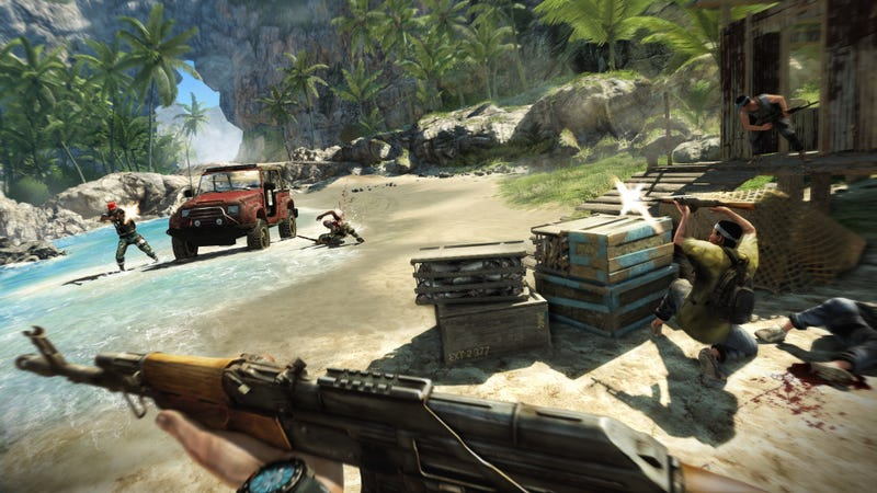 Illustration for article titled Want To Make Far Cry 3 More Realistic? Check Out This Mod.