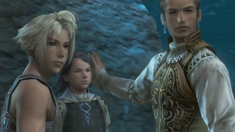 Screenshot: Final Fantasy XII: The Zodiac Age/Square Enix