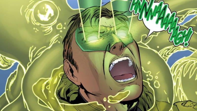 Illustration for article titled The Worst Version of Hal Jordan Just Came Back inGreen Lantern