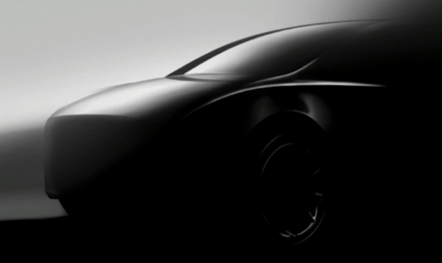 The Tesla Model Y Looks Like A Model X With More Swoops