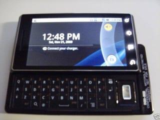 Illustration for article titled Motorola Droid Prototype Floating Around On Ebay?