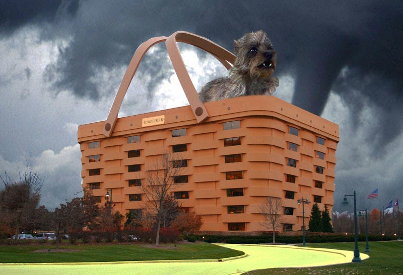 Photoshop Contest: Who Should Be The New Owners Of The Countryu0027s Only Basket  Building?