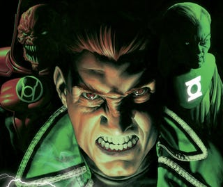 Illustration for article titled Guy Gardner, Harry Potter knock-offs, and Stephen King's son run comics this week
