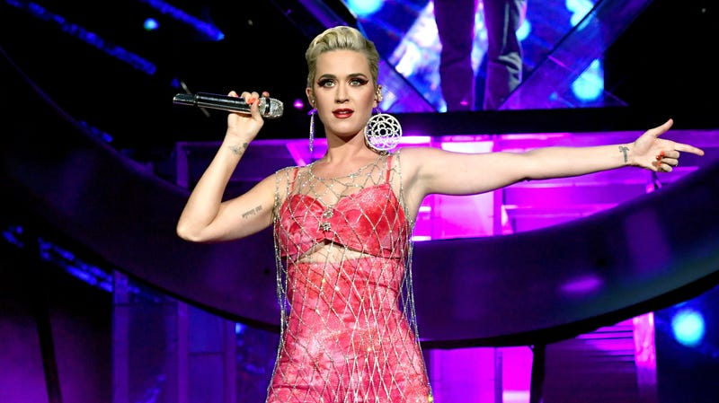 Illustration for article titled Katy Perry loses copyright lawsuit over Christian rap song