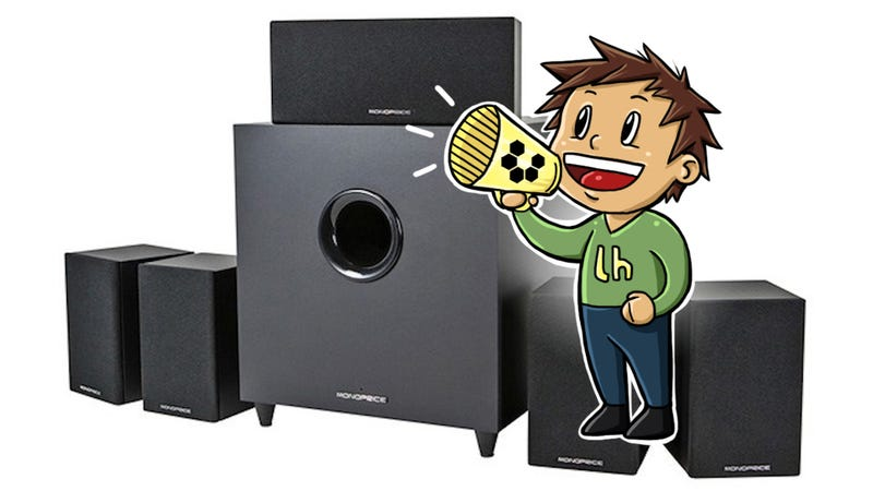 Illustration for article titled What's The Best 5.1 Surround Speaker System?