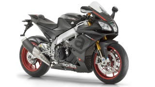 Illustration for article titled The Aprilia RSV4 RR Is A 201-HP Present To Itself