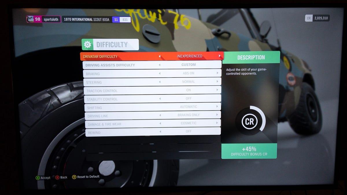 How I Use The Xbox Adaptive Controller To Play Forza Horizon