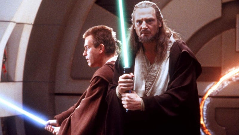 Illustration for article titled Star Wars: The Phantom Menace Doesn't Really Get What It Means To Be A Star Wars Movie