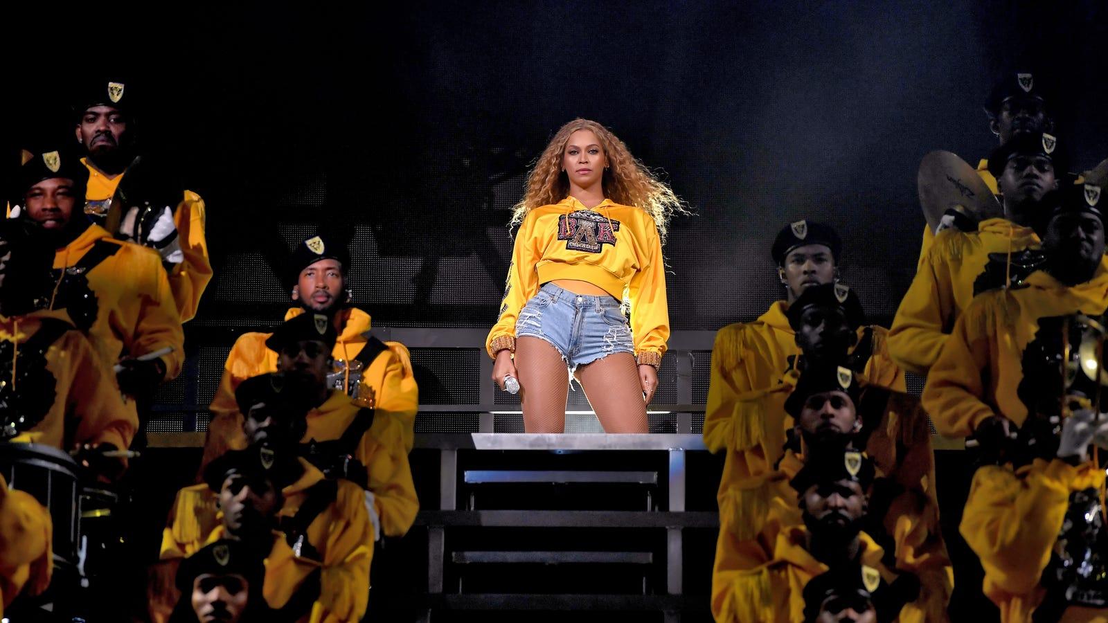Beyoncé Announces Scholarships for HBCUs Following Historic, Iconic Coachella Performance