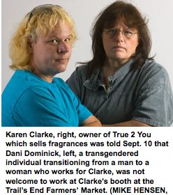 Illustration for article titled Canadian Farmer's Market Demands Firing Of Transgender Employees