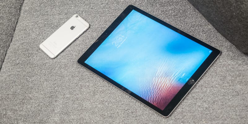 Illustration for article titled The iPad Pro's Display Is Great--But Not the Greatest