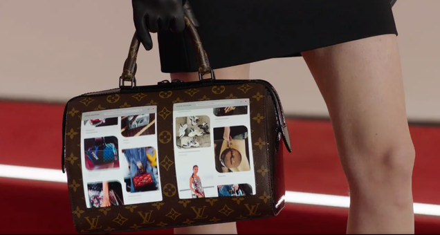 Louis Vuitton Finally Made a Bag That s More Embarrassing Than a Rolling Backpack