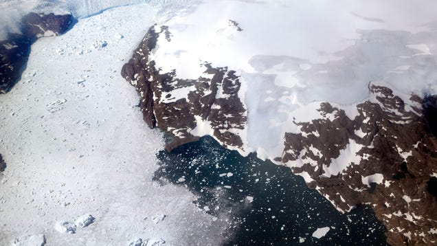 NASA Figured Out Exactly Which Glaciers Will Drown Your City When They Melt
