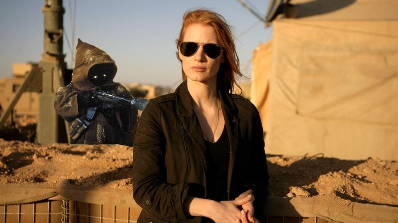 Illustration for article titled Star Wars standalone movie hires Zero Dark Thirty cinematographer