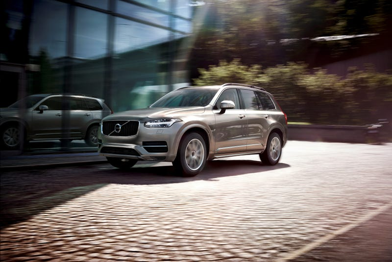 Illustration for article titled Finally, Volvo Sells New XC90s Like They Mean It