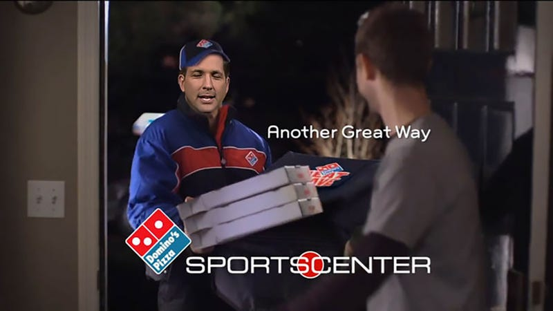 Illustration for article titled Pro-Domino's Pizza Tweets From Adam Schefter & Chris Mortensen Were—You Guessed It—Ads