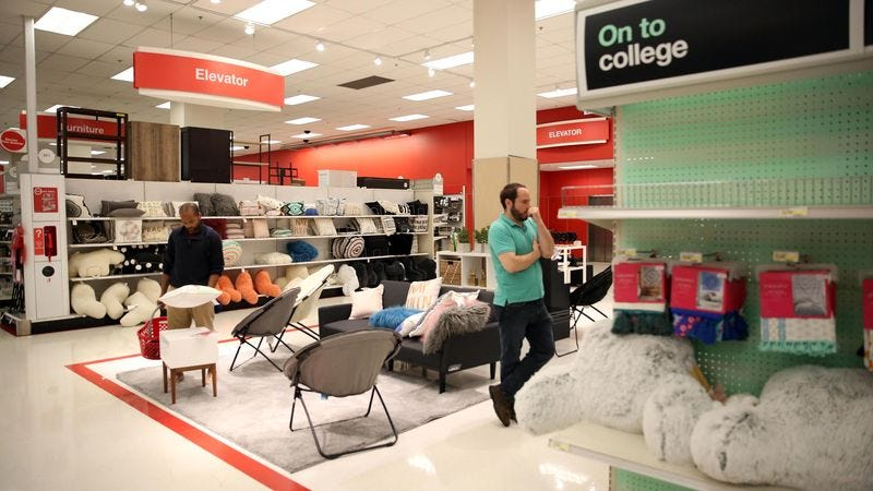 SAN JOSE, CAu2014Searching For Affordable Items To Furnish Their Modest Single  Room Dwellings, The U0027Dorm Room Essentialsu0027 Aisle At A Local Target Was  Reportedly ... Part 9