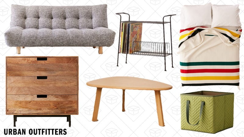 Up to 50% off furniture and bedding | Urban Outfitters