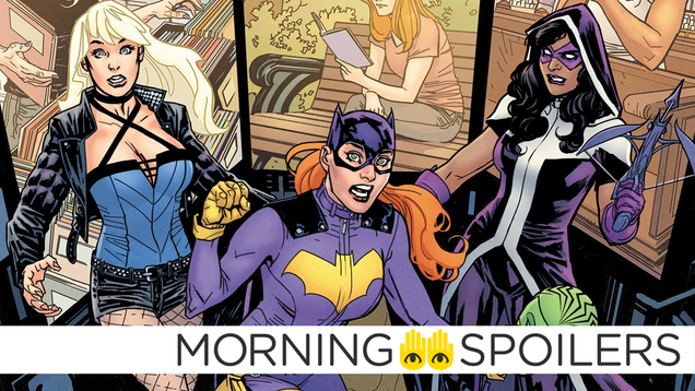Even More Rumors About Who Could Star in Birds of Prey