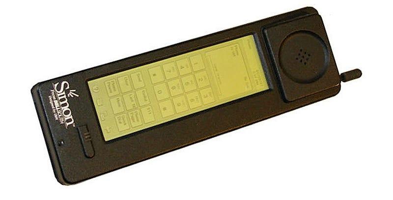 Illustration for article titled El primer smartphone de la historia celebra sus 20 años en un museo