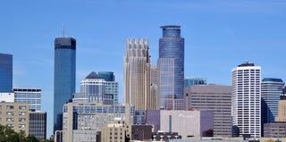 Minneapolis skyline (Karen Bleier/AFP/Getty Images)