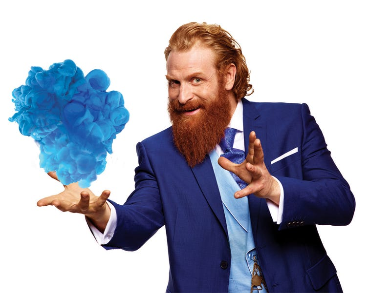 Illustration for article titled Tormund Giantsbane really wants me to stay at hotels or whatever