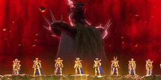 Illustration for article titled Saint Seiya: Knights of the Zodiac is getting a second season