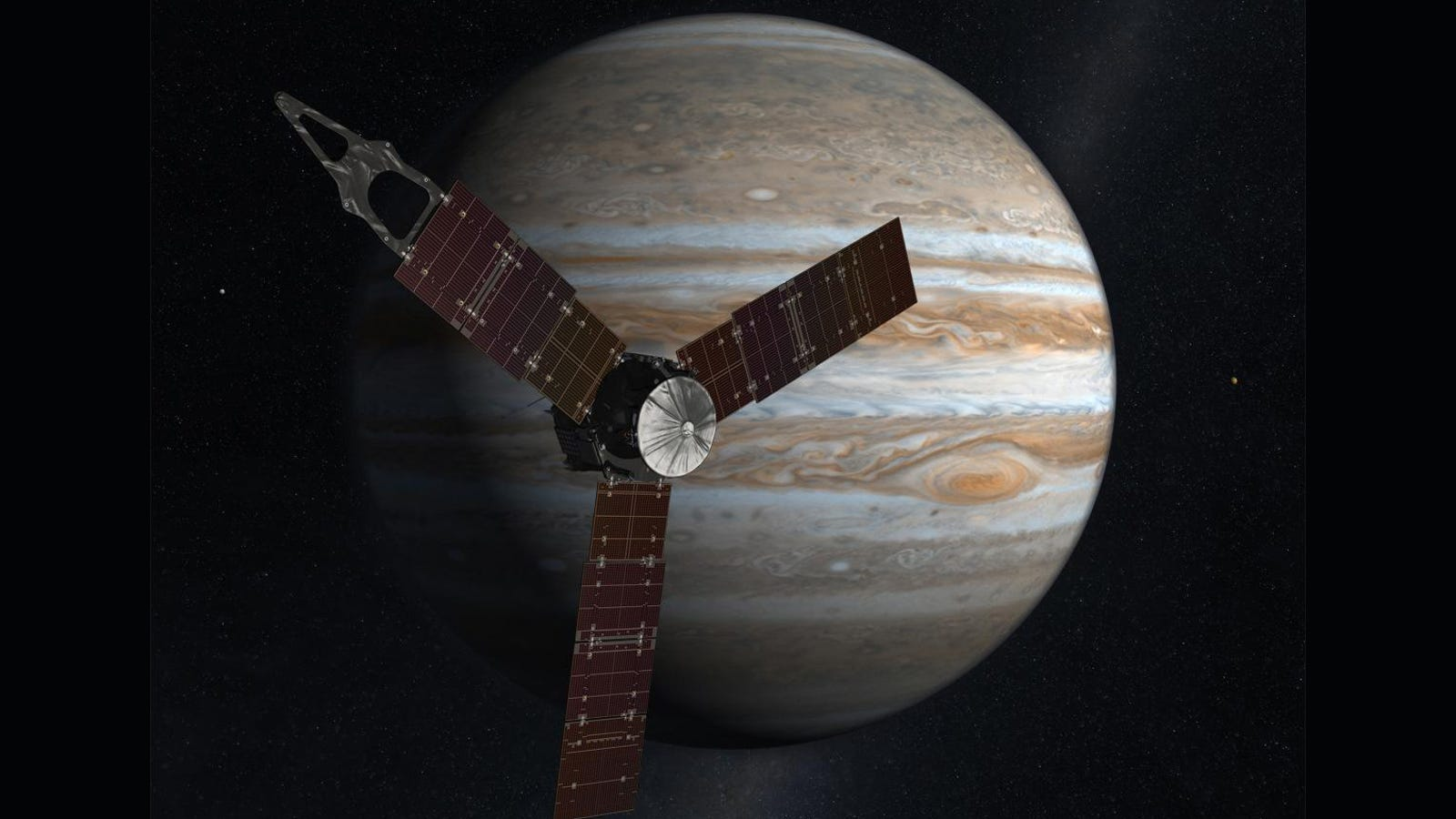 Nasa S Mission To Jupiter Will Tell Us Earth S Origin Story